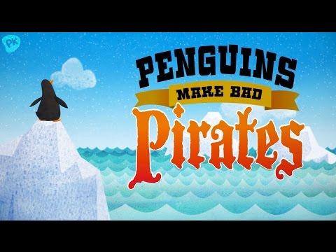 Penguins Make Bad Pirates | Storybook, Short Stories for Kids, Fairy Tales, Nursery Rhymes