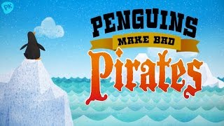 Penguins Make Bad Pirates | Storybook, Short Stories for Kids, Fairy Tales, Nursery Rhymes