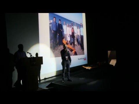 Άγγελος Χριστοφίδης - ομιλία στο Athens Adventure Film Festival 2014