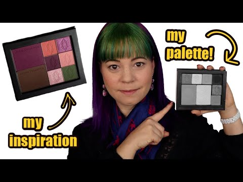 Lets build a palette together using my Lethal Cosmetics shadows/face products!