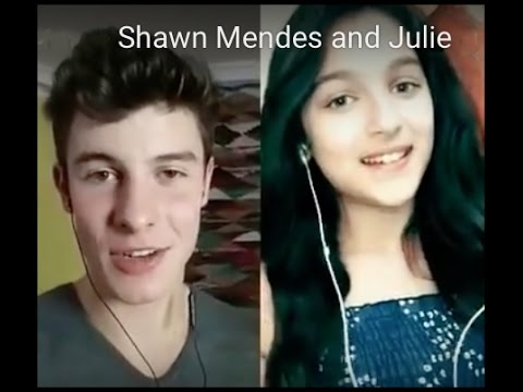 Treat You Better - Shawn Mendes And 11 Year Old Julie Bella (smule Duet) #SingWithShawn #SingWithLG