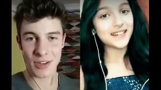 Treat you better - Shawn Mendes and Julie Bella (smule duet) #SingWithShawn #SingWithLG