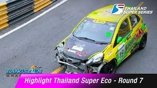 Highlight Thailand Super Eco Round 7 | Bangsaen Grand Prix