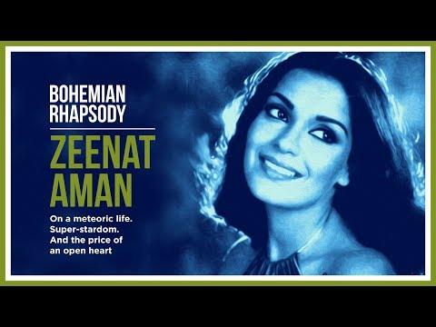 Zeenat Aman @Algebra