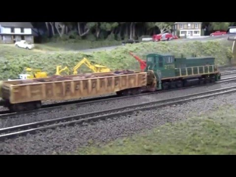 NJS At: Ohio N Scale Weekend 2016