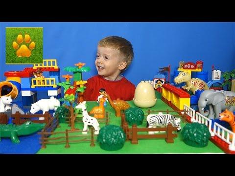 Схемы для сборки LEGO Тема Лего звери 1 1