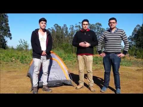 tutorial Como preparar tu campamento