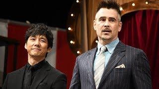 ディズニー映画『ダンボ』のジャパンプレミアが3月14日に山野ホールで行...