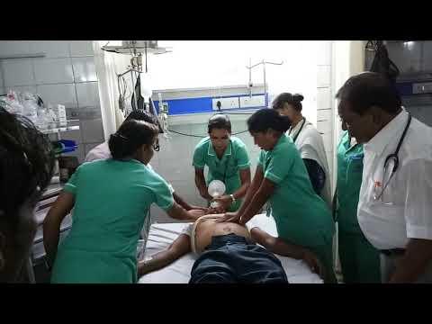 CPR        WHEN SUDDEN CARDIAC ARREST