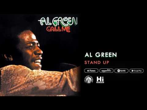 Al Green - Stand Up (Official Audio)