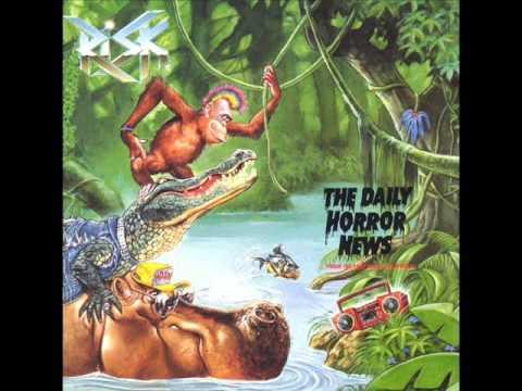 Risk - The Daily Horror News (Full Album)