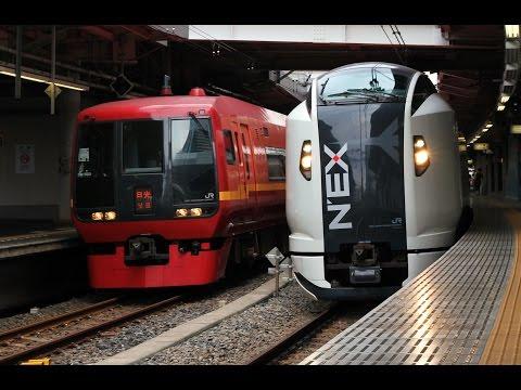 東京の電車 (JR) Tôkyô Railway