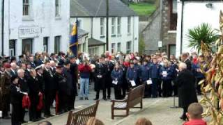 Llantwit Major Remembrance 2009