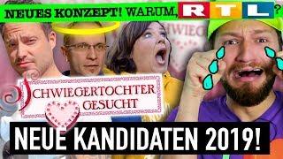Schwiegertochter gesucht 2019 - NEUE Kandidaten & NEUES KONZEPT 🤔🤮