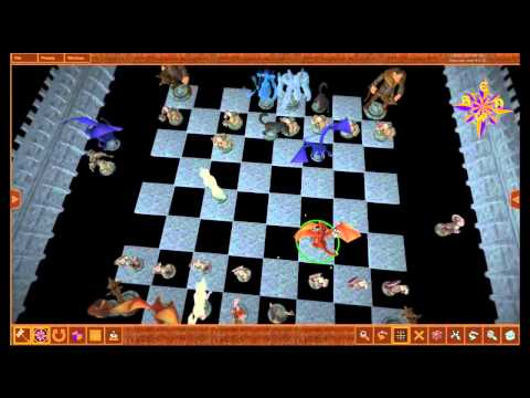 KrigarNooben using AGFPRO V3.0 to play chess. Day 12. |