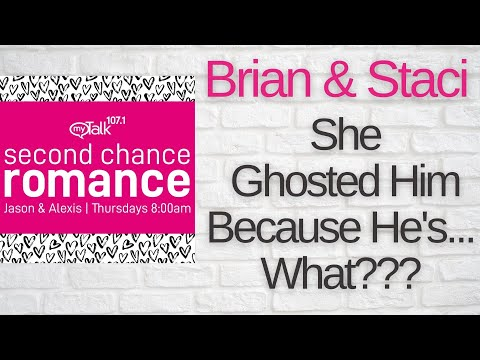 Second Chance Romance - Brian Forgot to Tell Staci What???