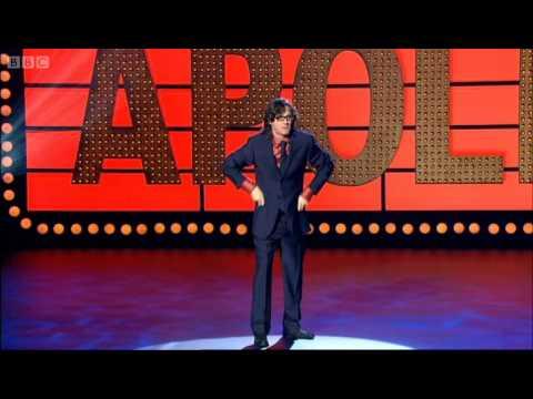 Ed Byrne on weddings -  at the Apollo - BBC