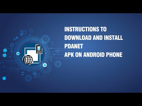 Instructions To Download And Install PdaNet  APK On Android Phone