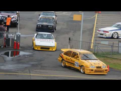 2017 Sydney Classic Speed Festival - Heritage Touring Cars Group A & C