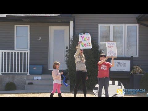 Woodlawn School Teachers On Parade