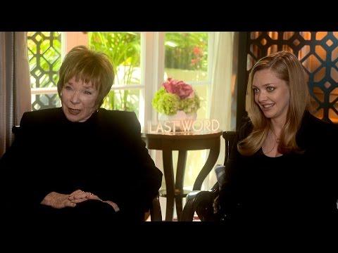 THE LAST WORD Interview: Shirley MacLaine and Amanda Seyfried