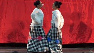 Sayaw Sa Kalapati/dove Dance/philippines Ilocano Folk Dance/filipino Cultural Dance/traditional/