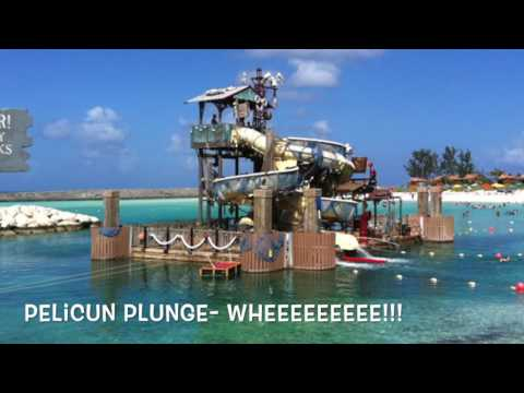 Top 5 things to do at Disney's Castaway Cay!!