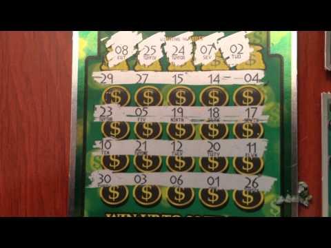Michigan Lottery Cash For Life Winner