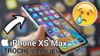iPhone XS Max po 100 dniach... TROCHĘ ŻAŁUJE ❌