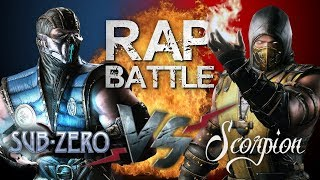 Рэп Баттл Скорпион vs. Саб Зиро 140 BPM