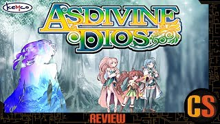ASDIVINE DIOS - PS4 REVIEW (Video Game Video Review)