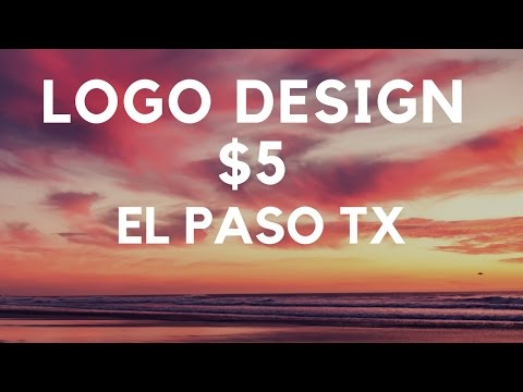 Logo Design El Paso TX|Professional Business Logo |Corporate identity and Branding