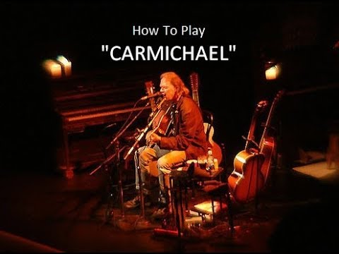 how to play carmichael by neil young acoustic guitar tutorial on a lyle w 460 youtube. Black Bedroom Furniture Sets. Home Design Ideas