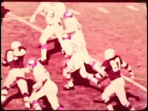 CBS Sports 1966-67 NFL Football Season Recap Super Bowl I