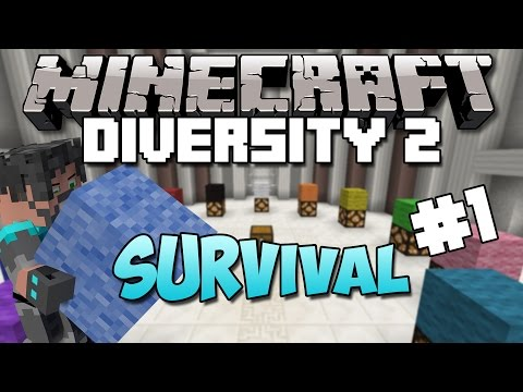 minecraft pe diversity