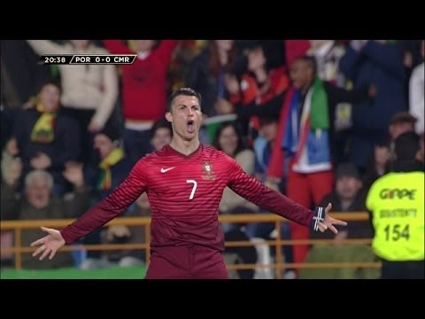 Portugal vs Cameroon 5-1 All Goals & Highlights [Friendly] 2014