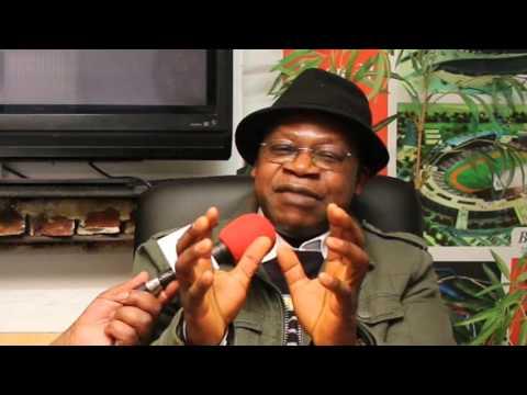 """Abbé Pini-Pini: Les Noirs sont les Premiers Habitants de l'Europe..Congo """"Lifelo'"""
