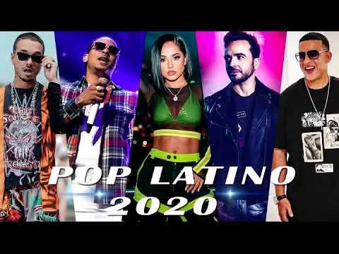 Mix Pop Latino 2020 Una Hora Y Media De La Mejor Música Latina Youtube