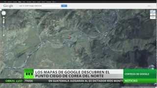 Corea del Norte aparece en Google Maps Free HD Video