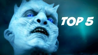 Game Of Thrones Season 4 Episode 4 - Top 5 WTF Moments