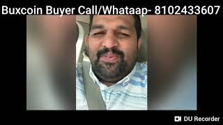 I Love Buxcoin 10/11/2018 Update By Mohsin Jameel and Parminder Sir