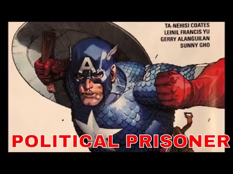 The Captain America Comic Book Is Marvel's Political Prisoner  : A Fresh Start With Ta Nahisi Coates