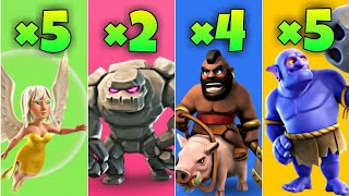 TH9 Queen Walk + Stoned HoBo War Attack Strategy | Part 1 | Clash of Clans