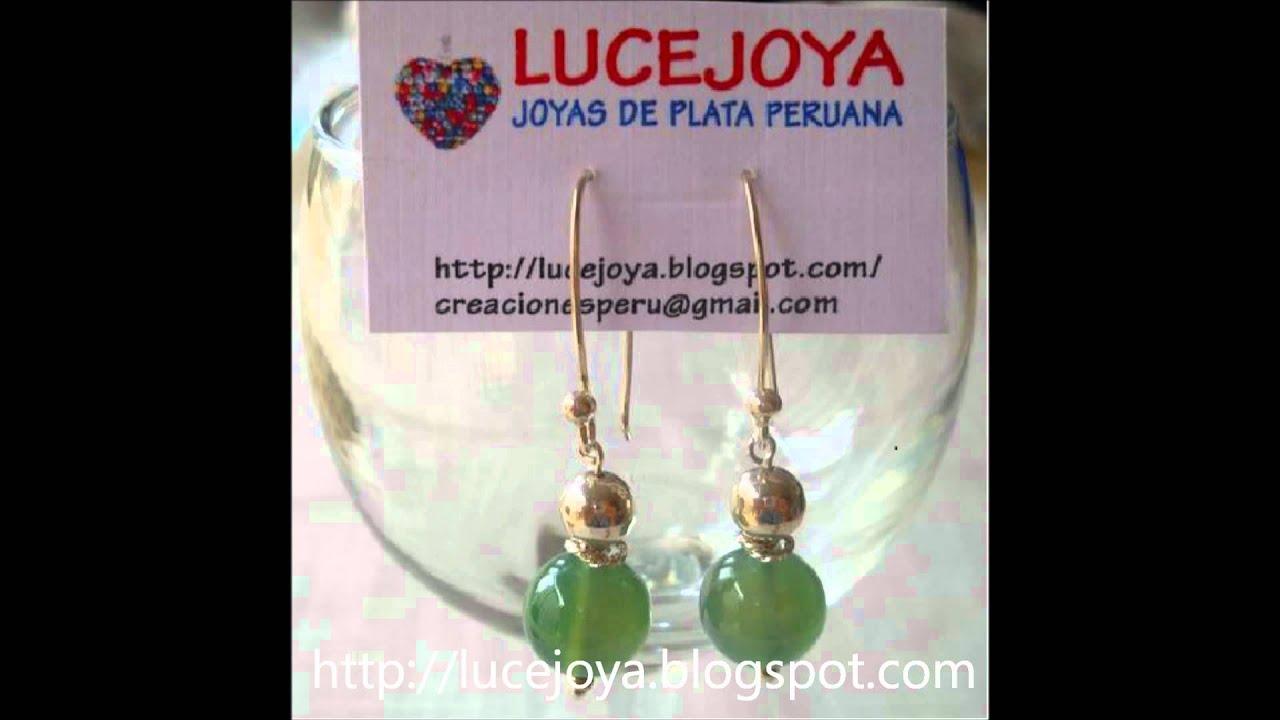 Joyas de plata peruana piedras naturales youtube for Piedras naturales