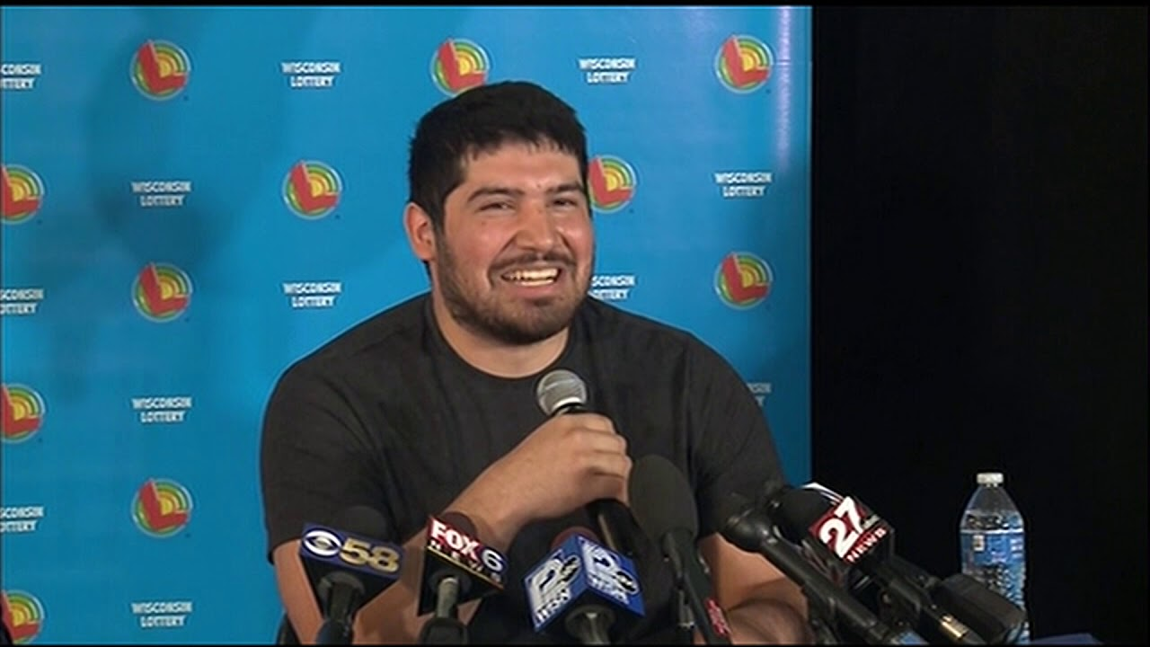 24-year-old Wisc  man wins $768 million lottery