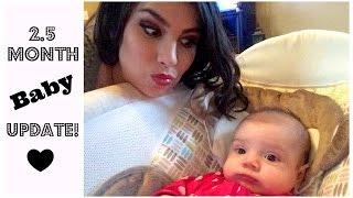 2.5 Month Postpartum Vlog: Laughs, Tears & Tmi!