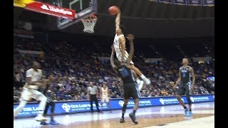 HIGHLIGHTS | LSU vs. Memphis basketball