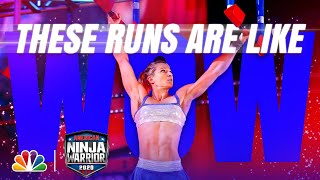 Incredible Runs from the Last Two Years  American Ninja Warrior