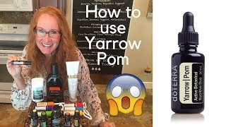 HOW TO USE YARROW POM ● AMAZING TESTIMONY! ● LISA ZIMMER BIZ TIPS