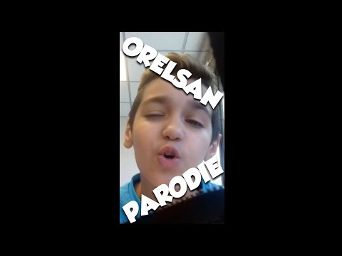 OrelSan - Défaite de famille (PARODIE)